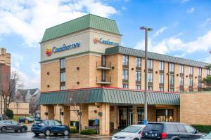 Comfort Inn MSP Airport - Mall of America - Hotel - Bloomington