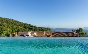 Ponzano Superiore Villa Sleeps 10 Pool WiFi - AbcAlberghi.com