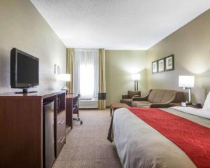 Comfort Inn Grain Valley, Hotel  Grain Valley - big - 30