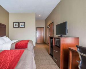 Comfort Inn Grain Valley, Hotels  Grain Valley - big - 29