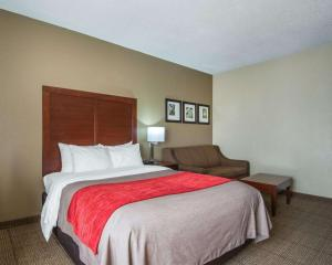 Comfort Inn Grain Valley, Hotels  Grain Valley - big - 28