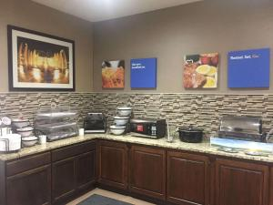 Comfort Inn Grain Valley, Hotel  Grain Valley - big - 27