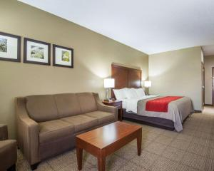 Comfort Inn Grain Valley, Hotels  Grain Valley - big - 24