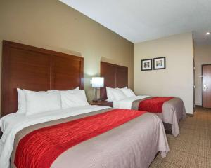 Comfort Inn Grain Valley, Hotels  Grain Valley - big - 23
