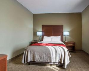 Comfort Inn Grain Valley, Hotels  Grain Valley - big - 20