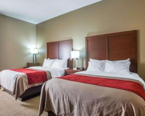 Comfort Inn Grain Valley, Hotel  Grain Valley - big - 6