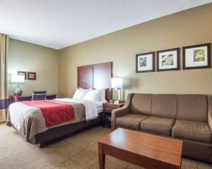 Comfort Inn Grain Valley, Hotel  Grain Valley - big - 12