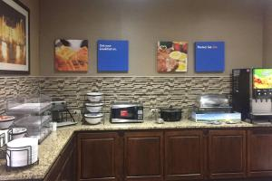 Comfort Inn Grain Valley, Hotel  Grain Valley - big - 7