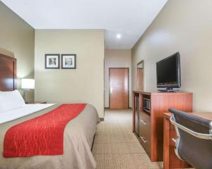 Comfort Inn Grain Valley, Hotel  Grain Valley - big - 16