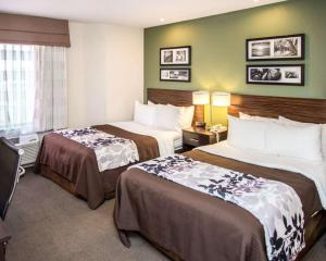 Sleep Inn University Place, Hotely  Charlotte - big - 28