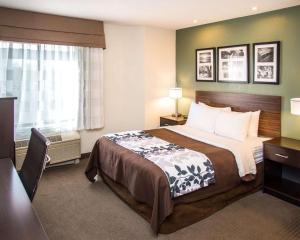 Sleep Inn University Place, Hotely  Charlotte - big - 4