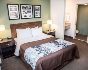 Sleep Inn University Place, Hotely  Charlotte - big - 22