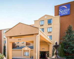 Sleep Inn University Place, Hotely  Charlotte - big - 21