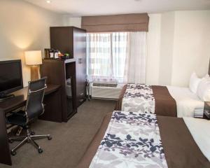 Sleep Inn University Place, Hotely  Charlotte - big - 19