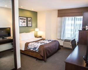 Sleep Inn University Place, Hotely  Charlotte - big - 15