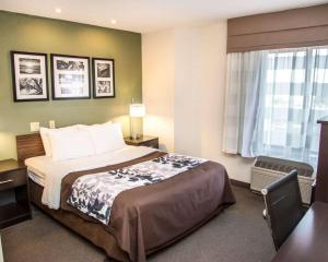 Sleep Inn University Place, Hotely  Charlotte - big - 13