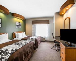 Sleep Inn & Suites Albemarle, Hotel  Albemarle - big - 28