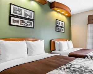 Sleep Inn & Suites Albemarle, Hotel  Albemarle - big - 23