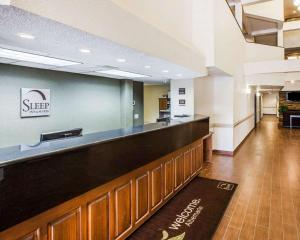 Sleep Inn & Suites Albemarle, Hotel  Albemarle - big - 10