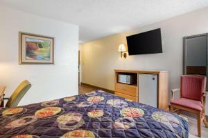 Rodeway Inn, Motely  Asheville - big - 21