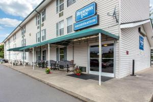 Rodeway Inn, Motely  Asheville - big - 23