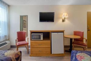 Rodeway Inn, Motely  Asheville - big - 32