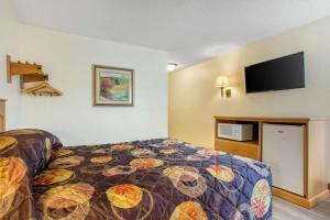 Rodeway Inn, Motely  Asheville - big - 35