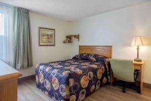 Rodeway Inn, Motely  Asheville - big - 36