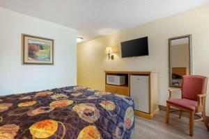 Rodeway Inn, Motely  Asheville - big - 37