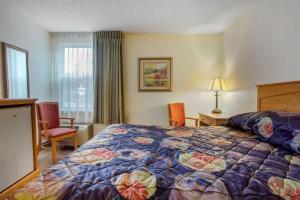 Rodeway Inn, Motely  Asheville - big - 41