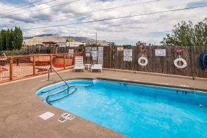 Quality Inn & Suites Near White Sands National Monument, Hotel  Alamogordo - big - 23