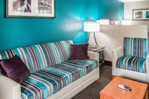 Quality Inn & Suites Near White Sands National Monument, Отели  Аламогордо - big - 26