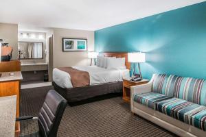 Quality Inn & Suites Near White Sands National Monument, Отели  Аламогордо - big - 27