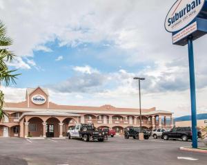 Suburban Extended Stay Hotel Alamogordo, Hotely - Alamogordo