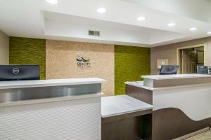 Quality Inn & Suites Near White Sands National Monument, Отели  Аламогордо - big - 36