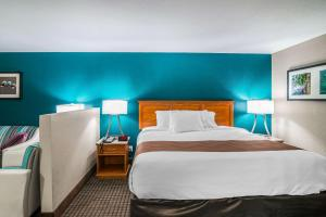 Quality Inn & Suites Near White Sands National Monument, Отели  Аламогордо - big - 40