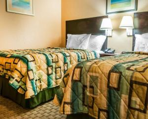 Suburban Extended Stay Hotel Alamogordo, Hotely  Alamogordo - big - 28