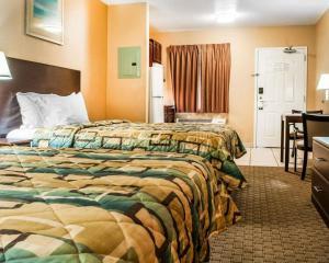 Suburban Extended Stay Hotel Alamogordo, Hotely  Alamogordo - big - 29