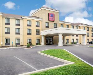 Comfort Suites Vestal near University - Hotel - Vestal
