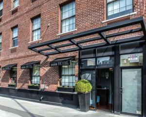 Union Hotel Brooklyn, Hotel  Brooklyn - big - 37