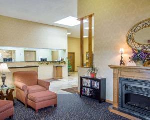 Comfort Inn Piketon, Hotels  Piketon - big - 31
