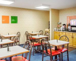 Comfort Inn Piketon, Hotels  Piketon - big - 28