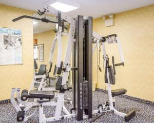 Comfort Inn Piketon, Hotely  Piketon - big - 6
