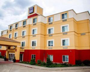 Sleep Inn & Suites Oklahoma Ci..