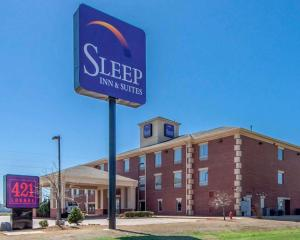 Sleep Inn & Suites Lawton Near..