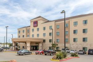 Comfort Suites Lawton Near Fort Sill