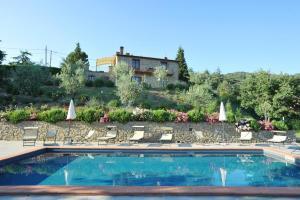 Lisciano Niccone Villa Sleeps 10 Pool WiFi - AbcAlberghi.com