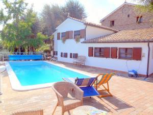 Borgo della Consolazione Villa Sleeps 4 Pool WiFi - Bettolelle