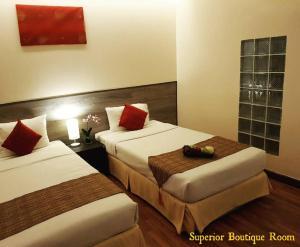 Maninarakorn Hotel, Hotel  Chiang Mai - big - 24