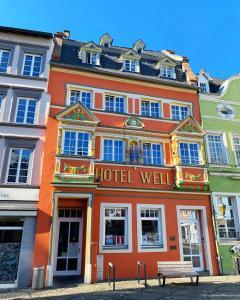 Hotel Well Garni - Bombogen